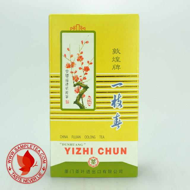 chinese tea 2007 Dunhuang Brand Yi Zhi Chun, Oolong Tea (AT306) @ www.sampletea.com