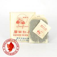 Chinese tea 1970's Xiang Yang Hua Kwangsi Hong Cha Red Tea Bag