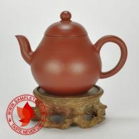 Chinese tea 1970's Yixing Zhuni Li Xing Hu Teapot, 110ml