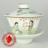 Chinese tea Jiangxi Porcelain Beauty Gaiwan